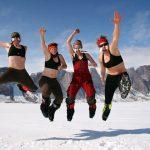 Les Baffin Babes, une bande de filles délurées dans l'Arctique
