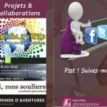 Collaboration avec Anick-Marie la Globestoppeuse