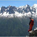 Le Wingsuit interdit à Chamonix après un accident mortel
