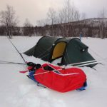 """Film de mon aventure nordique """"La traversée des Alpes de Laponie en pulka"""""""