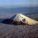 Le Mont Fuji est en train de se réveiller