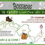 5e édition de la randonnée de l'extrême dans les Hauts-de-Seine – La Bossapas 2012