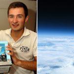 Un étudiant de 19 ans a réussi à envoyer un satellite artisanal dans le ciel