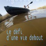 """Livre """"Ayeltgnu, le défi d'une vie debout"""" de Frank Bruno, une aventure en solitaire de plusieurs semaines"""