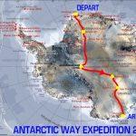 La traversée intégrale de l'Antarctique en solitaire en 2014 : la nouvelle expédition de l'aventurier français Fabien Docet
