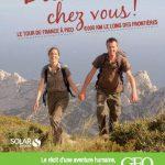 Bienvenue chez vous ! Le tour de France à pied – 6000 km le long des frontières