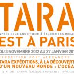 Le bateau d'expédition TARA arrive à Paris avec une exposition du 3 novembre 2012 au 27 janvier 2013