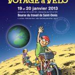 Participez au 28e Festival du Voyage à Vélo à Paris du 19 au 20 janvier 2013