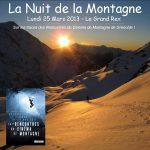 La Nuit de la Montagne, le 25 mars 2013 au Grand Rex à Paris