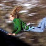 Avez-vous déjà essayé le saut pendulaire ?