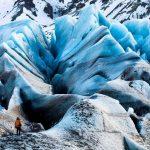 Le plus grand retournement d'iceberg jamais filmé