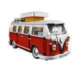 Le Volkswagen T1 Camper Van en LEGO et filmé en Time Lapse HD