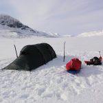 Ma nouvelle aventure 2013 : traversée hivernale du Sarek en solitaire et en autonomie