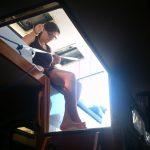 Sandchronique #5 : Un jour sur un bateau autour du monde