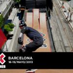Barcelone choisi pour les X-Games en mai 2013