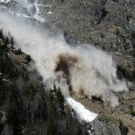 Vidéo d'une avalanche qui fait le tour du web