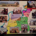 """""""Paris U2 Moscou"""" au festival """"Partir Autrement"""" d'ABM (2013)"""