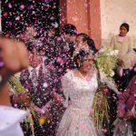 """Générique du film """"Just Married"""", un tour du monde des Mariages"""