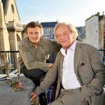Saviez-vous que Sylvain Tesson était le fils de son père ?