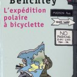 Livre : L'Expédition polaire à bicyclette