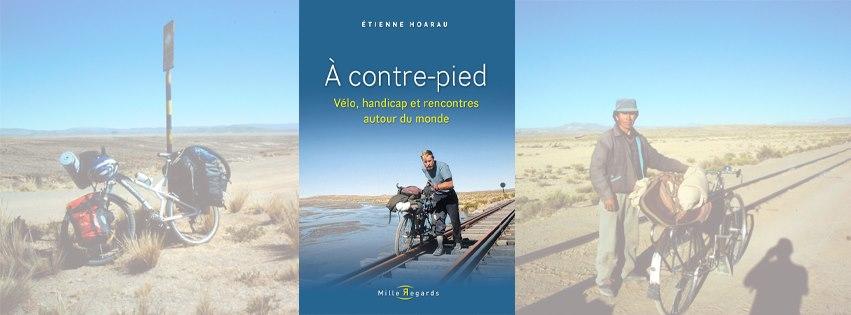 A contre-pied : Vélo, handicap et rencontres autour du monde