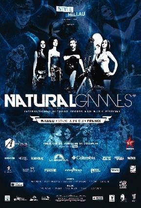 Natural Games Millau 2013