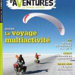 Sortie du Carnets d'Aventures #33 – Dossier sur le voyage multiactivité