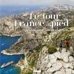 le Tour de France à pied : le livre des plus belles photos chez Glénat
