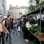 Découvrir les marchés de New York