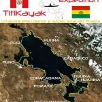 Des Explorateurs réalisent une première mondiale en accomplissant le tour du lac Titicaca en kayak