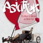 Asiatrek, le vaisseau des steppes : Du Mont Saint-Michel au Mont Fuji en vélo-voile, un projet de Laurent Houssin