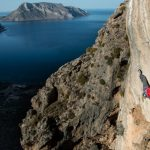 La française Caroline Ciavaldini remporte chez les femmes la deuxième édition du The North Face® Kalymnos Climbing Festival