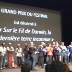 Palmarès du 10e festival du Film d'Aventure de La Rochelle, du 14 au 17 nov 2013