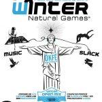 Winter Natural Games, à Millau les 20 et 21 décembre 2013