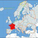 30 000km a vélo autour de l'Europe, un projet de Romain Chautard