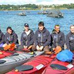 Le Monde en kayak – 1ère expédition : Malouines 2014