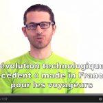 """Une révolution technologique sans précédent """"made in France"""" pour les voyageurs"""