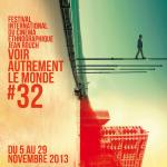 """32e Festival International du Cinéma Ethnographique """"Jean Rouch"""" du 5 au 29 novembre 2013 à Paris"""
