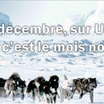Le mois nordique, en décembre, sur Ushuaia TV