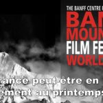 Le BANFF arrive en France peut-être en 2014 et surement 2015