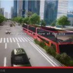 Vidéo incroyable mais réaliste des transports en commun du futur