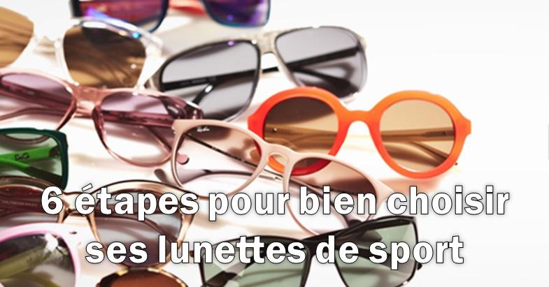 6 tapes pour bien choisir et acheter des lunettes de soleil pour pratiquer votre sport favori. Black Bedroom Furniture Sets. Home Design Ideas
