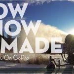 Dis papa, comment on fait la neige – 100% tourné en GoPro