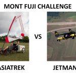 Mont Fuji Challenge : Asiatrek vs Jetman