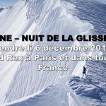Imagine – Nuit De La Glisse 2013 – Le vendredi 6 décembre 2013 au Grand Rex à Paris et dans toute la France