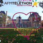 50 km en slackline pour le Téléthon, les 7 et 8 décembre 2013 à Yerres (91)
