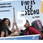 Paris U2 Moscou