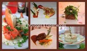 Tables gourmandes  Voyages et Expériences (Copier)