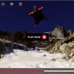 Brévent (Chamonix) : Le vol en Wingsuit le plus proche du sol jamais réalisé