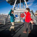 Paradiski Gravity : de la Highline entre 2 cabines de téléphérique avec Tancrède Melet et Julien Millot